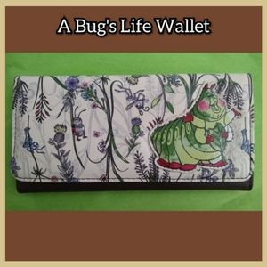 Loungefly Disney A Bug's Life Wallet